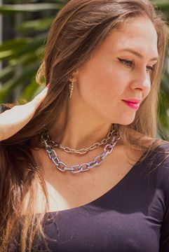Imagem de Chocker correntes color